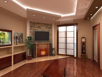 Дизайн интерьера квартир в СПб недорого заказать проект